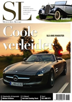 SL Mercedes Revue 5, iPad & Android magazine