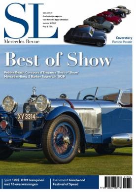 SL Mercedes Revue 4, iOS, Android & Windows 10 magazine