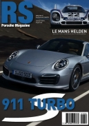 RS Porsche magazine 6, iOS & Android magazine