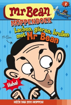 Mr Bean Moppenboek 2, iOS & Android magazine