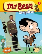 Mr Bean Stripmagazine 1, iPad & Android magazine
