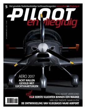Piloot & Vliegtuig 5, iOS, Android & Windows 10 magazine
