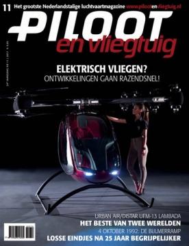 Piloot & Vliegtuig 11, iOS, Android & Windows 10 magazine