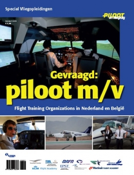 Piloot & Vliegtuig Flight Training Special 1, iPad & Android magazine