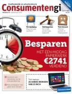 Consumentengids 9, iOS & Android magazine