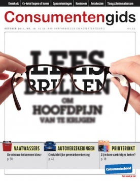Consumentengids 10, iPad & Android magazine