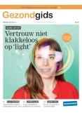 Gezondgids 1, iOS, Android & Windows 10 magazine