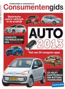 Consumentengids AUTO  2013, iPad & Android magazine