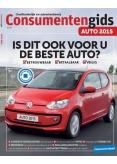 Consumentengids AUTO  2015, iOS, Android & Windows 10 magazine
