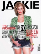 Jackie 57, iPad & Android magazine
