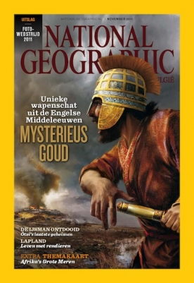 National Geographic 11, iPad & Android magazine
