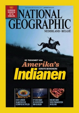 National Geographic 8, iPad & Android magazine