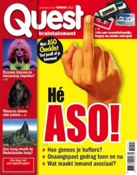 Quest 2, iPad & Android magazine