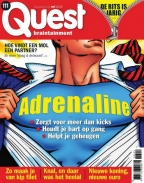 Quest 5, iPad & Android magazine