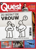 Quest 12, iOS & Android magazine