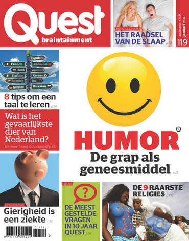 Quest 1, iOS, Android & Windows 10 magazine
