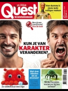Quest 7, iOS & Android magazine