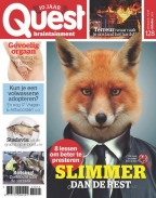 Quest 10, iOS & Android magazine