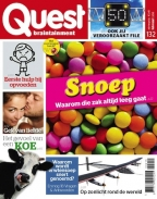 Quest 2, iOS & Android magazine