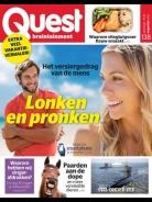 Quest 8, iOS & Android magazine