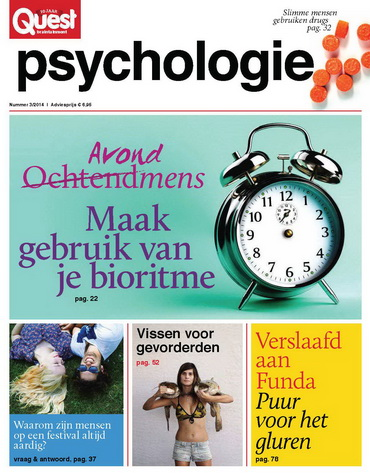 Quest Psychologie 3, iOS, Android & Windows 10 magazine