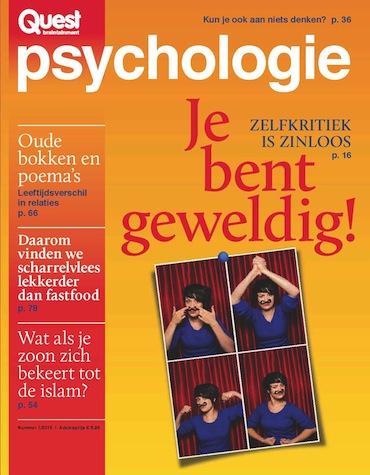 Quest Psychologie 1, iOS, Android & Windows 10 magazine