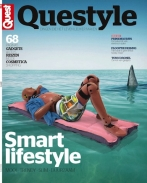 Questyle 1, iPad & Android magazine