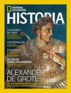 National Geographic Historia 1, iOS & Android magazine