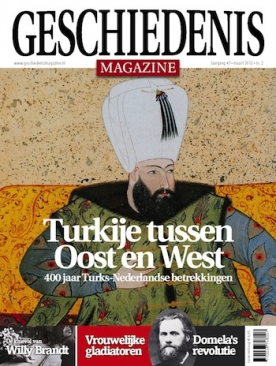 Geschiedenis Magazine 2, iOS, Android & Windows 10 magazine