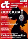 c't magazine 1, iOS, Android & Windows 10 magazine