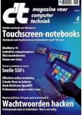 c't magazine 4, iOS, Android & Windows 10 magazine