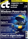 c't magazine 7, iOS, Android & Windows 10 magazine