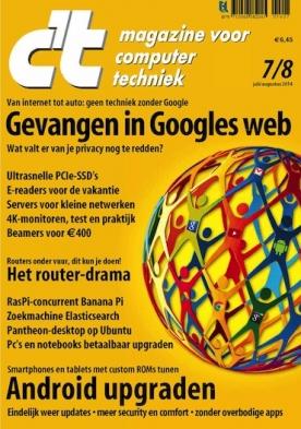 c't magazine 7, iOS, Android & Windows 10 magazine