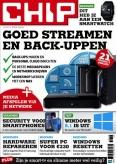 CHIP 107, iOS, Android & Windows 10 magazine