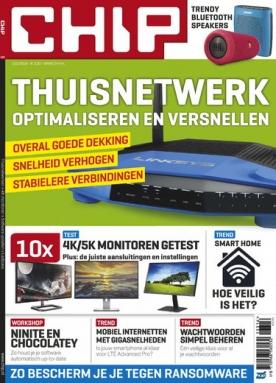 CHIP 133, iOS, Android & Windows 10 magazine