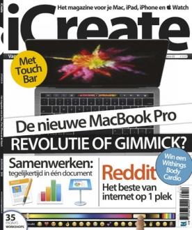 iCreate 83, iOS, Android & Windows 10 magazine