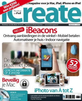 iCreate 58, iOS, Android & Windows 10 magazine