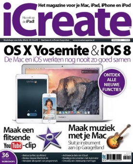 iCreate 59, iOS, Android & Windows 10 magazine