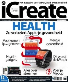 iCreate 60, iOS, Android & Windows 10 magazine