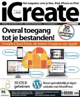 iCreate 64, iOS, Android & Windows 10 magazine