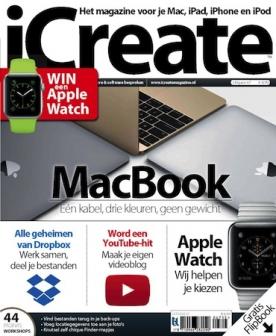 iCreate 67, iOS, Android & Windows 10 magazine