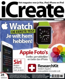 iCreate 68, iOS, Android & Windows 10 magazine