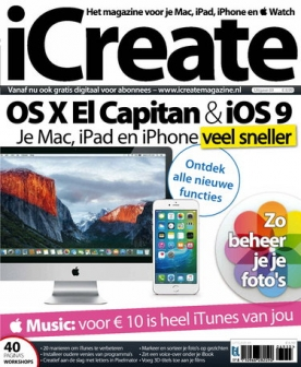 iCreate 69, iOS, Android & Windows 10 magazine
