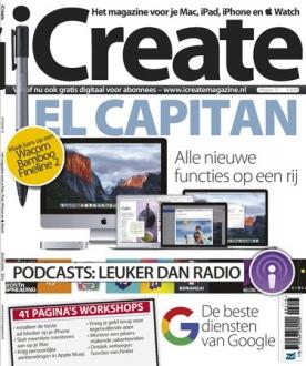 iCreate 72, iOS, Android & Windows 10 magazine