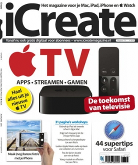 iCreate 73, iOS, Android & Windows 10 magazine