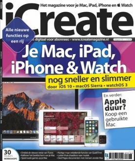 iCreate 79, iOS, Android & Windows 10 magazine