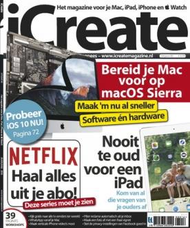 iCreate 80, iOS, Android & Windows 10 magazine