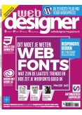 Webdesigner 92, iOS, Android & Windows 10 magazine