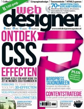 Webdesigner 47, iOS, Android & Windows 10 magazine