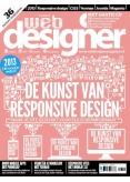 Webdesigner 53, iOS, Android & Windows 10 magazine